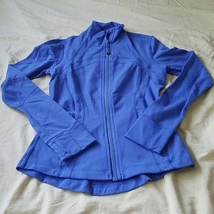 Gently Used Lululemon Zipper Sweater Size 4